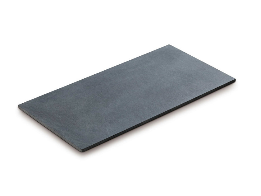 pavimento per esterni in ardesia nera by granulati zandobbio. Black Bedroom Furniture Sets. Home Design Ideas