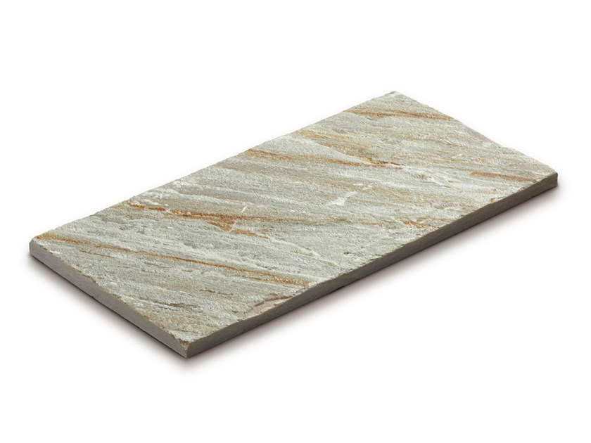 Quartzite outdoor floor tiles QUARZITE ORIENTALE GIALLA - GRANULATI ZANDOBBIO