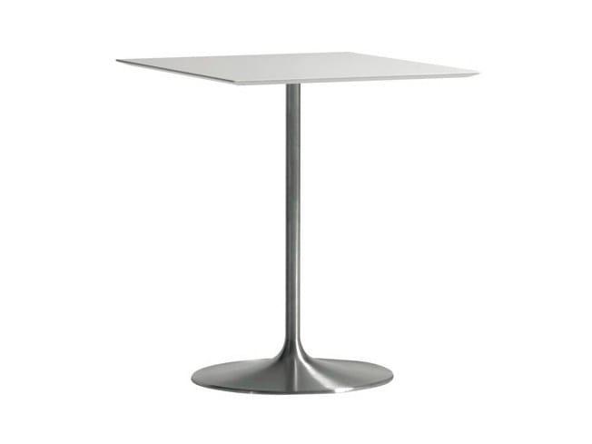 Tavolo quadrato per contract arthur by de padova - Tavolo de padova quadrato ...