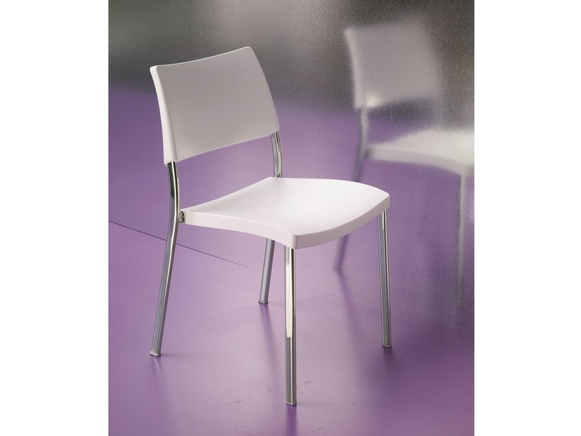 Polypropylene chair LIZ - Bontempi Casa