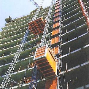 Construction hoist ALIMAK CM - ALIMAK HEK