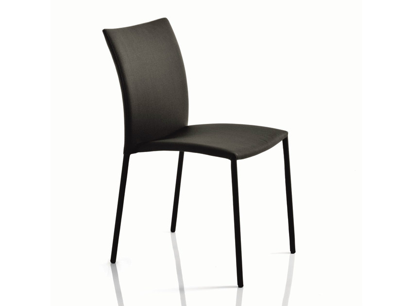 Upholstered chair SIMBA | Technical fabric chair - Bontempi Casa