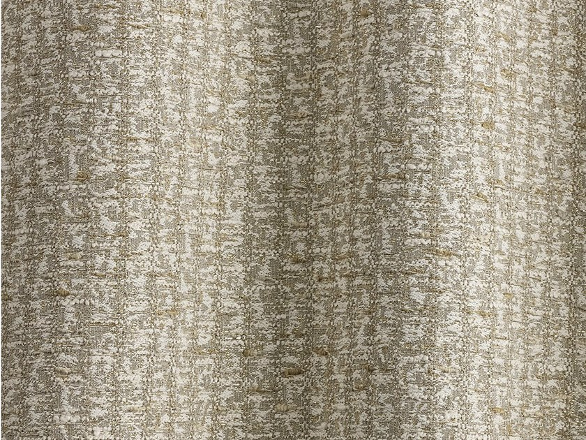 Boucle fabric for curtains GINGER - Dedar