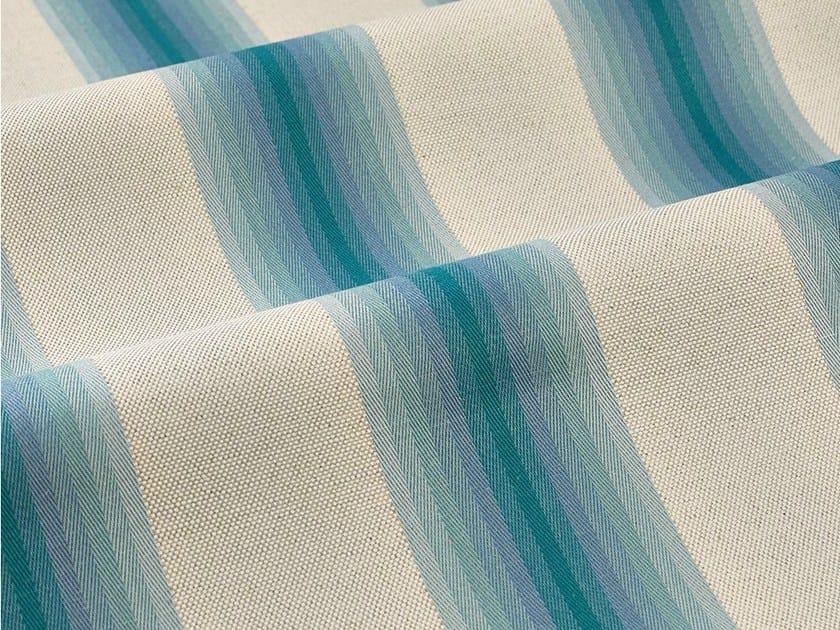 Striped upholstery fabric SEVEN SHADES - Dedar