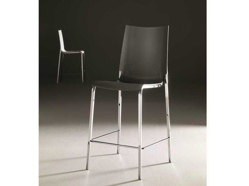 Polypropylene counter stool EVA | Counter stool - Bontempi Casa