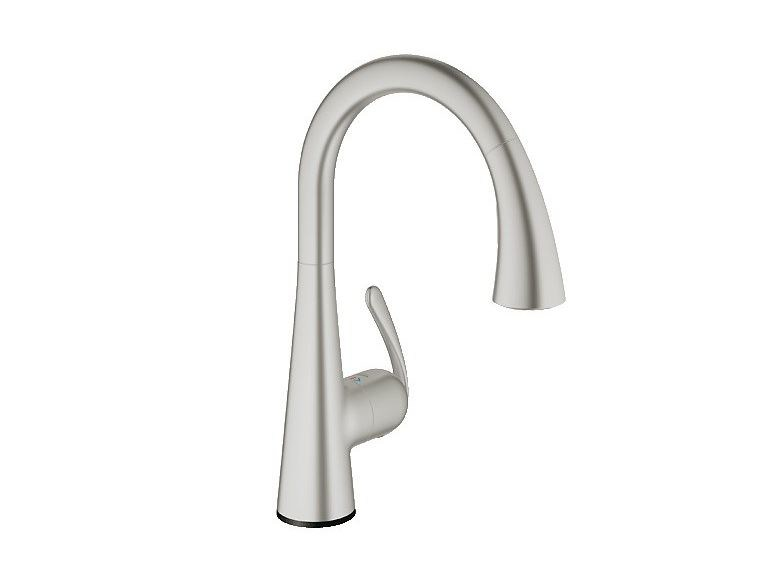 Electronic single-lever sink mixer ZEDRA TOUCH - Grohe