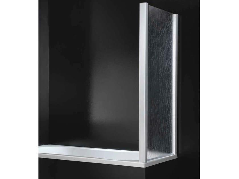 Methacrylate bathtub wall panel AMERICA F02 - RARE