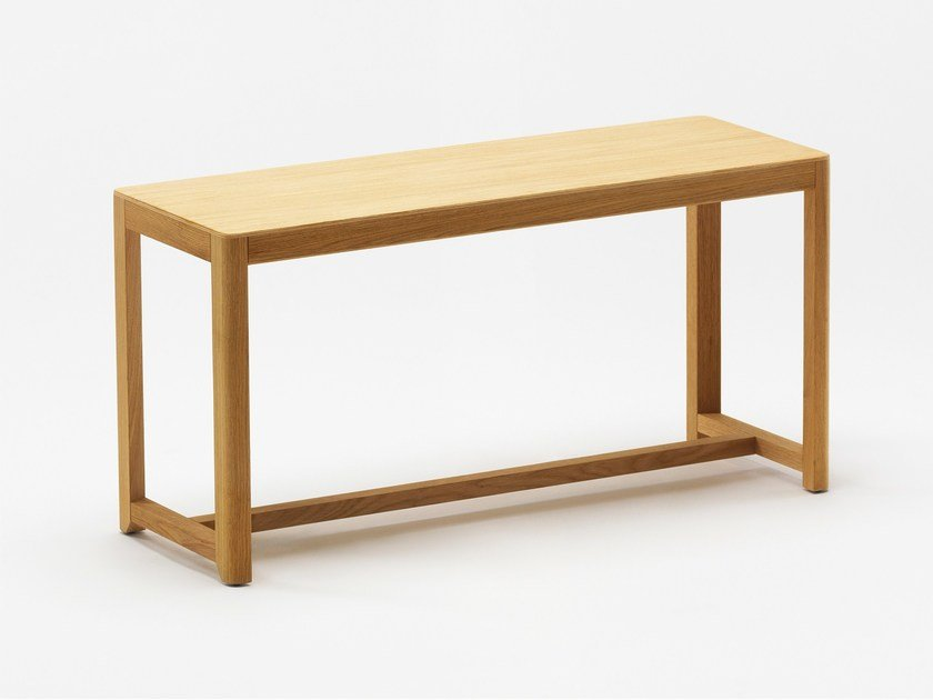 Beech indoor bench SELERI | Indoor bench by Zilio A&C