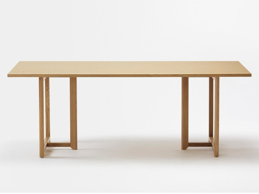 Rectangular beech table SELERI | Table - Zilio Aldo & C.