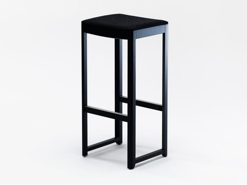 High upholstered stool SELERI | Upholstered stool - Zilio Aldo & C.