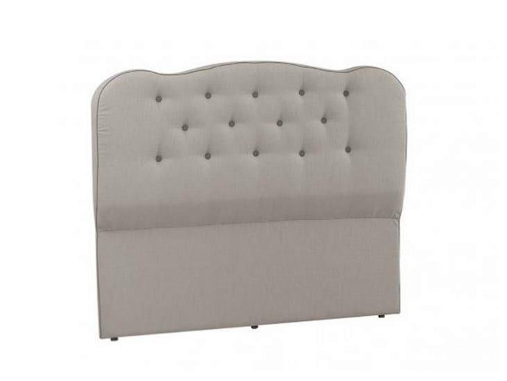 Upholstered fabric headboard DEMOISELLE | Headboard by GAUTIER FRANCE
