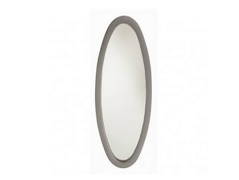 Oval wall-mounted framed mirror DEMOISELLE | Oval mirror - GAUTIER FRANCE