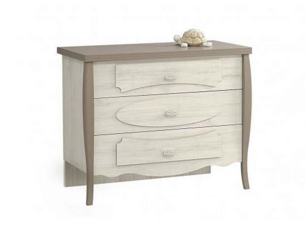 Wooden dresser DEMOISELLE | Dresser by GAUTIER FRANCE