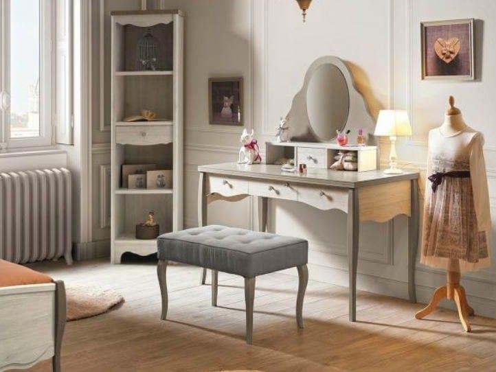 demoiselle scrivania by gautier france. Black Bedroom Furniture Sets. Home Design Ideas