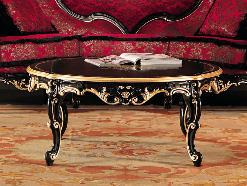 Luxury living room coffee table - Villa Venezia Collection - Modenese Gastone