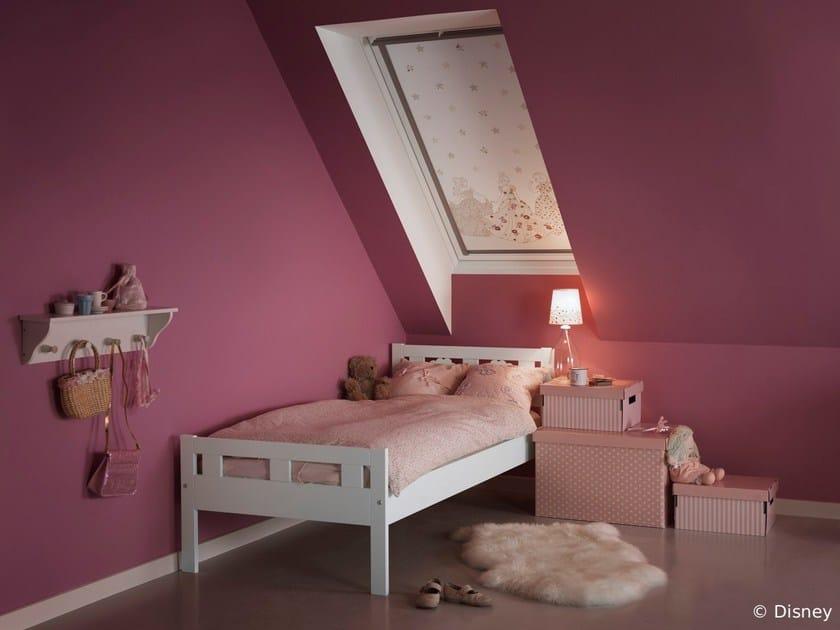 Tenda per finestre da tetto oscurante in tessuto princess for Oscuranti per finestre velux