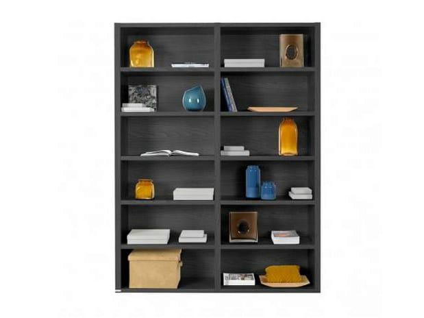 Open sectional custom bookcase PREFACE CONFIGURATION 5 - GAUTIER FRANCE