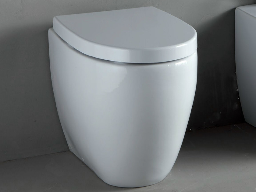 White-paste toilet BOLD | Toilet - RIFRA