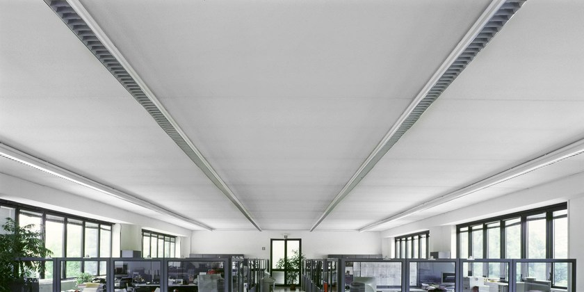 Precast reinforced concrete roof PIANALIANT by Baraclit