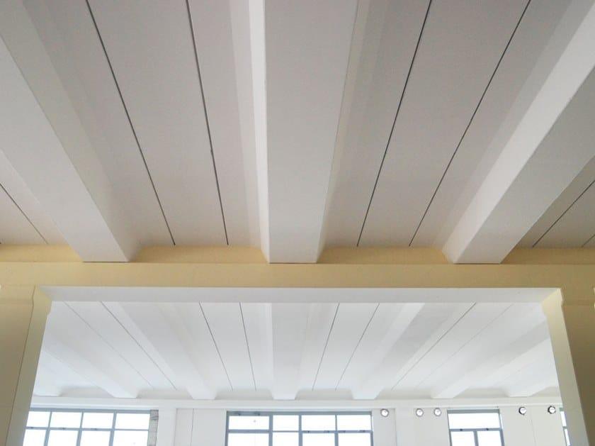 Precast reinforced concrete roof IPERSOL - Baraclit Prefabbricati