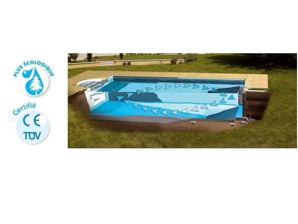 Swimming pool filter DESJOYAUX | Swimming pool filter - Desjoyaux Piscine Italia