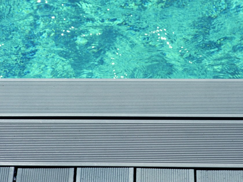 Composite material outdoor floor tiles DESIGN DESJOYAUX | Composite material outdoor floor tiles - Desjoyaux Piscine Italia