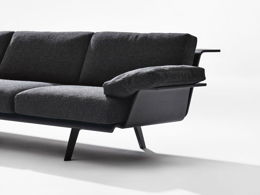 Divano modulare zinta lounge arper - Divano modulare ...