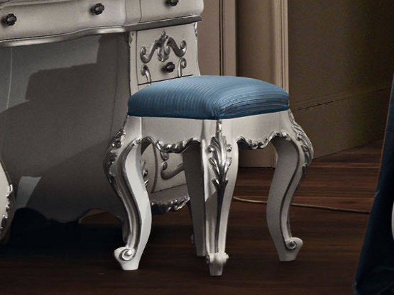 Upholstered pouf 11524 | Pouf - Modenese Gastone group