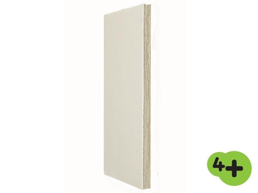 Thermal insulation panel CALIBEL CBV 4+ - CALIBEL SBV 4+ - Saint-Gobain PPC Italia S.p.a. – Attività ISOVER