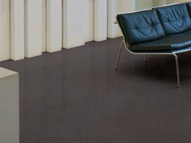 Antibacterial anti-static vinyl flooring INTERIOR CONCEPT 2.0 COMPACT by gerflor