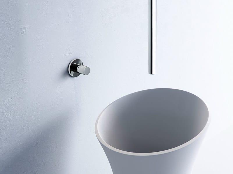 Ceiling mounted washbasin mixer NOMOS GO | Single handle washbasin mixer - FIMA Carlo Frattini