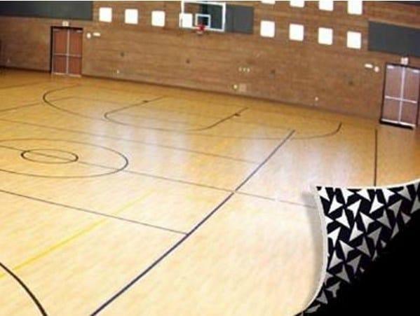 Sports flooring TARAFLEX® ISOLSPORT - GERFLOR