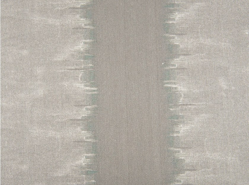 Striped linen and cotton fabric BRITTEN - KOHRO
