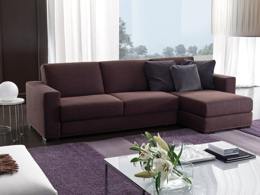 Corner sofa bed ELKO - Bontempi Casa