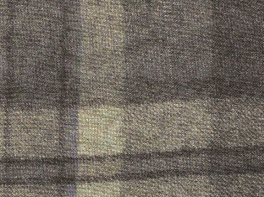 Tartan linen fabric GRAMPIAN - KOHRO