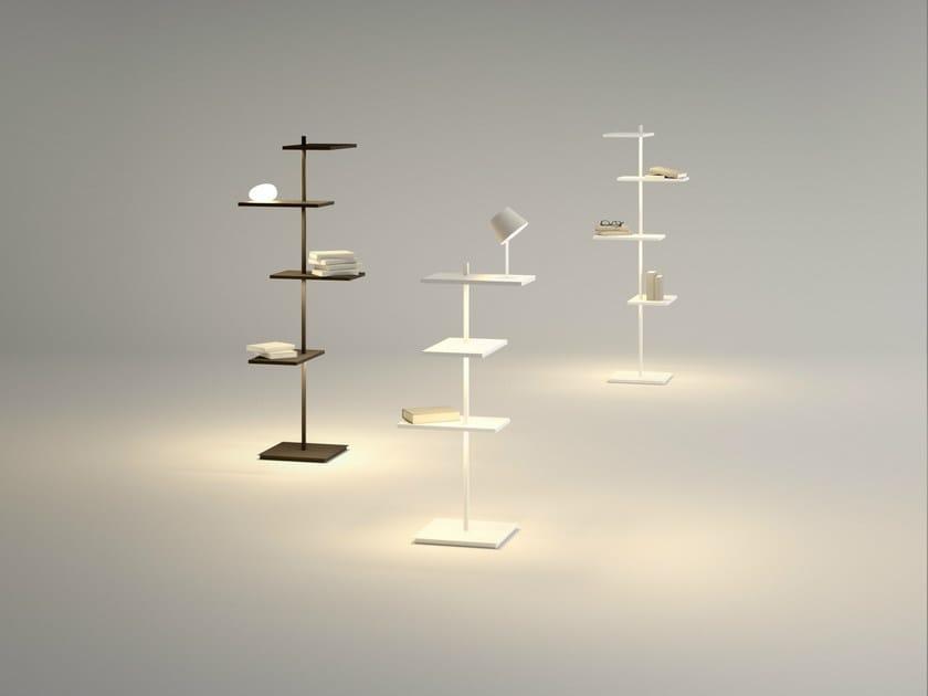 LED floor lamp SUITE | Floor lamp by Vibia