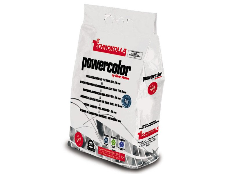 Flooring grout POWERCOLOR - TECHNOKOLLA - Sika