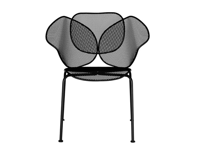 Stackable garden chair ELITRE | Chair - AREA DECLIC