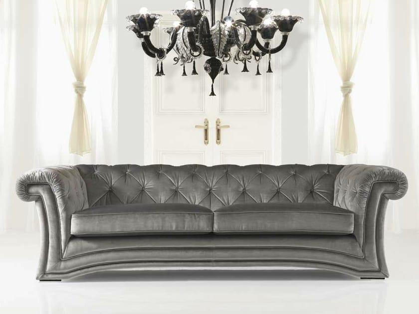 Tufted sofa ARENA | Sofa by Formenti