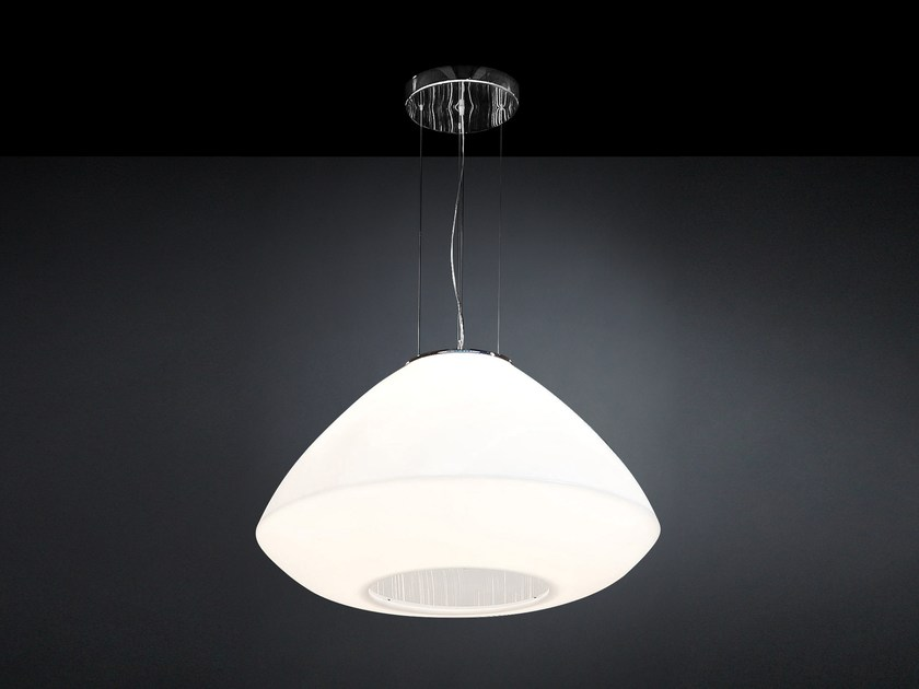 Plastic pendant lamp TROTTY | Pendant lamp - VGnewtrend