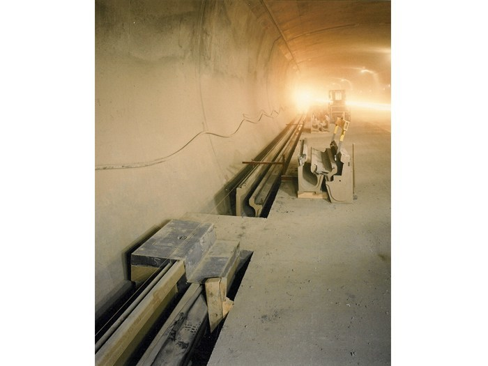 Drainage channel and part ACO Tunnel - ACO PASSAVANT