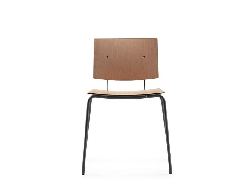 Laminate chair DON - ONDARRETA