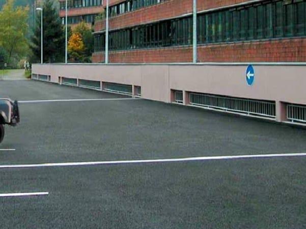 Liquid waterproofing membrane Triflex AWS® - Triflex Italia