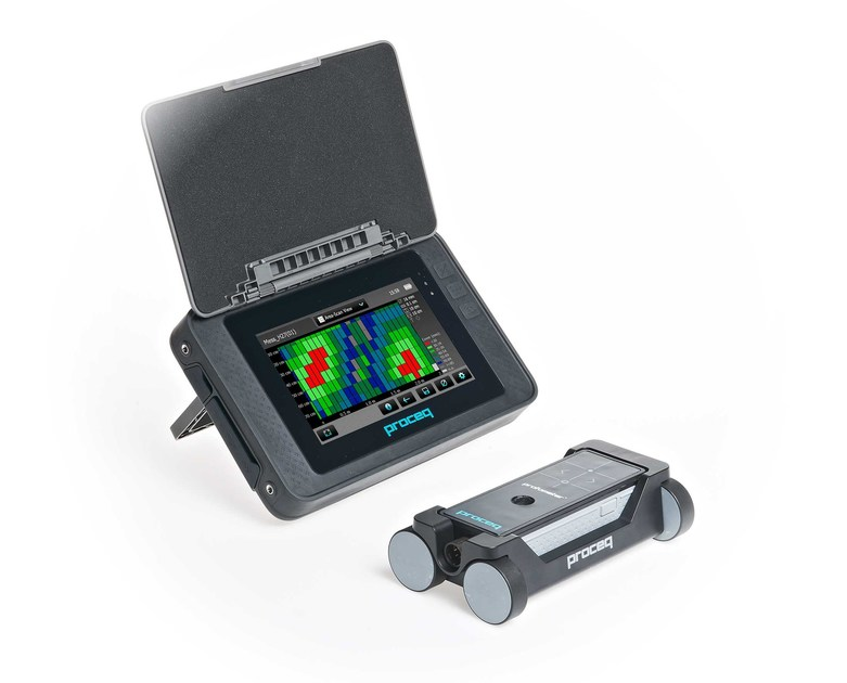 Instrumentation for load test and trial PROFOMETER PM-630 - PASI