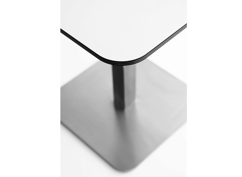 Round high table VOILÀ   High table - AREA DECLIC
