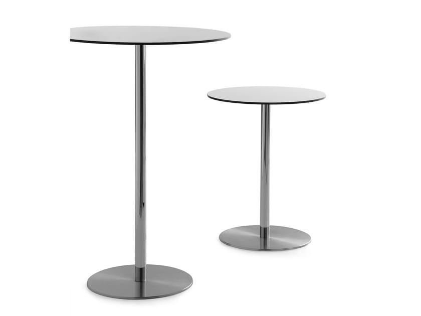 Round high table VOILÀ | Round table - arrmet