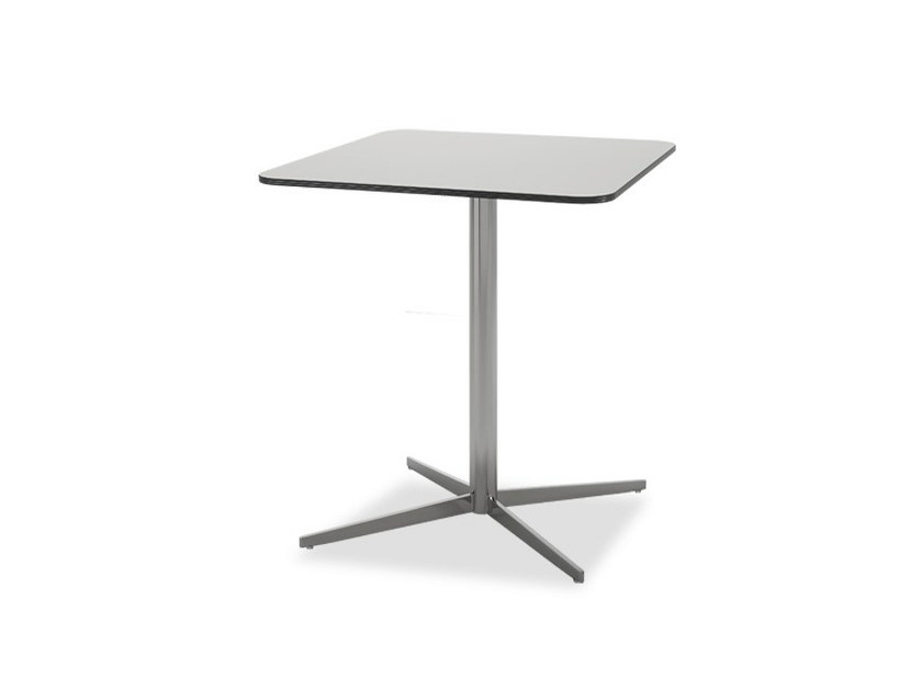 Contemporary style square table FORMULA | Table - AREA DECLIC
