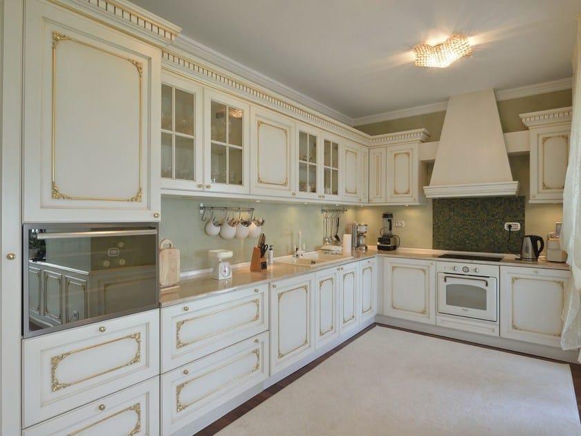 Cucina in stile classico versailles turati c for Arredamento raffinato e mkt