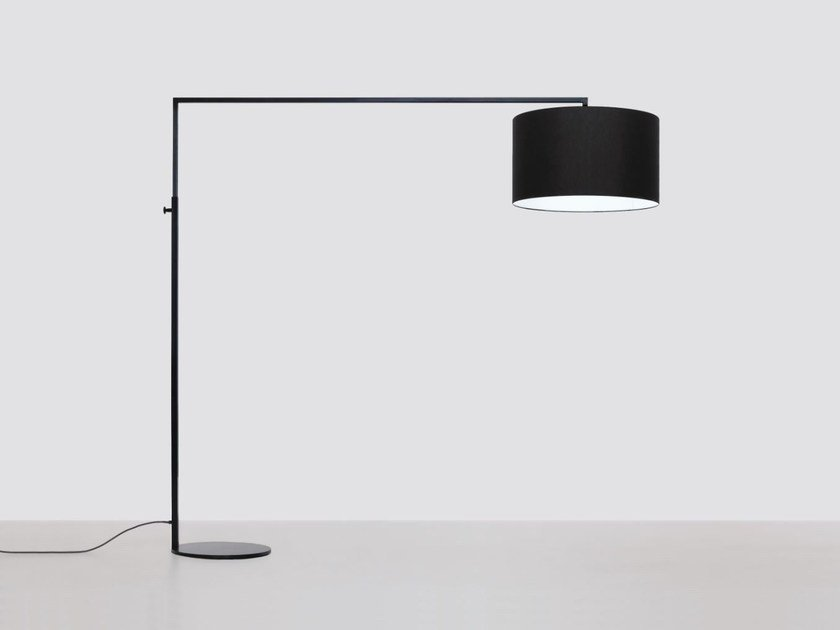 Direct light floor lamp HIGH NOON - ZEITRAUM