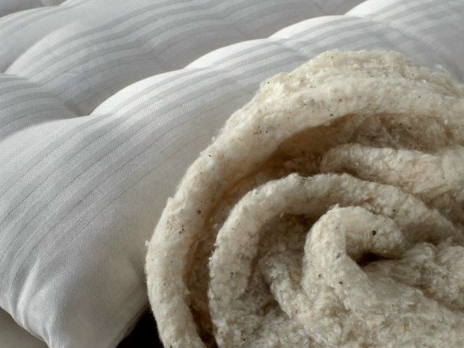 Rectangular cotton pillow COTONE TRADIZIONALE - Demaflex